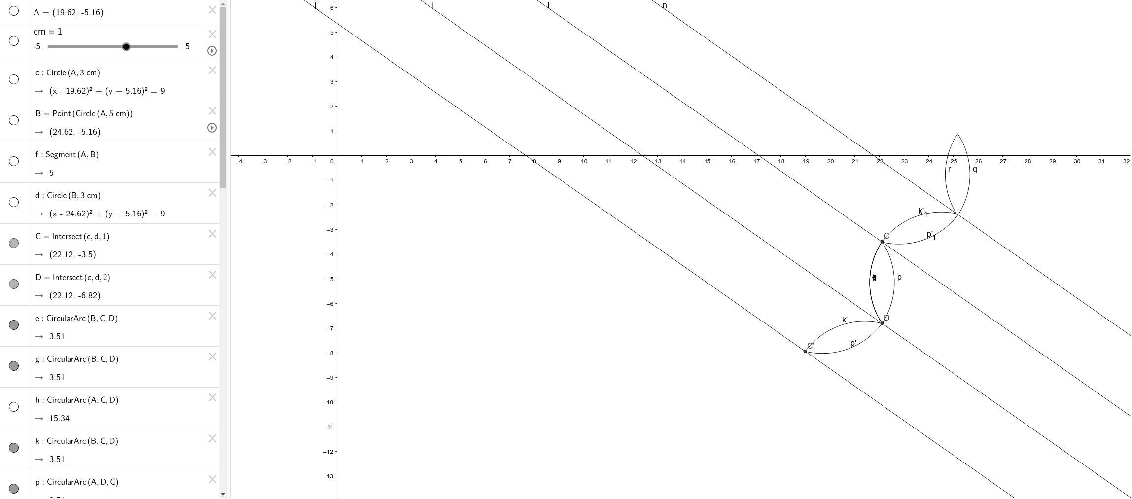 """symetrie axiale yona Tapez """"Entrée"""" pour démarrer l'activité"""