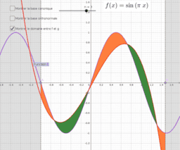 Approximation by orthogonal polynomials