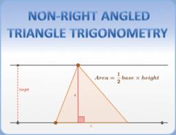 Ib-Non-right angled triangle trigonometry