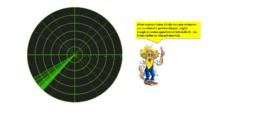Trigonométrie : le radar
