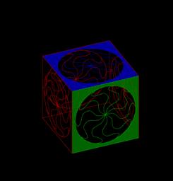 spline cube