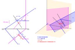 DT2.Diédrico.Distancias.Problema 03.