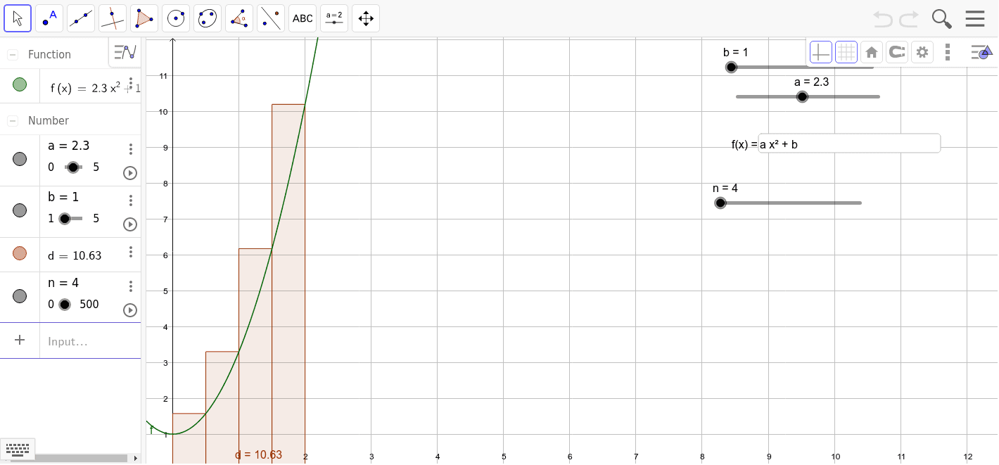 AREA UNDER CURVE UPPER IB CATEGORY 3 W/S  Press Enter to start activity