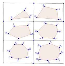 Investigate Polygon Interior Angle Sum