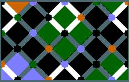 Alhambra met passer, liniaal en GeoGebra