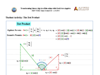 Dot Product Activity.pdf