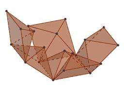 Kopie von Würfel - 6Pyramiden