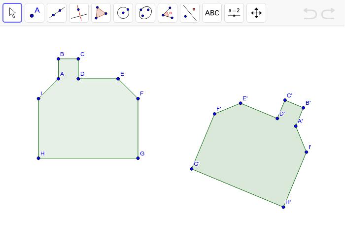 ACTIVIDAD 1_3: Determinar el eje de simetría Presiona Intro para comenzar la actividad