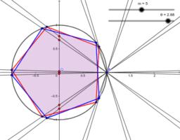 Solutions d'une équation dans C