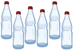 waar zijn meer flessen?