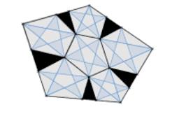 pentagone-fractale