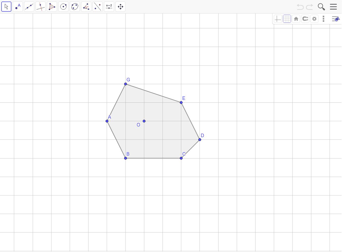 OEFENING 6:    h(0; 2,5) Klik op Enter om de activiteit te starten