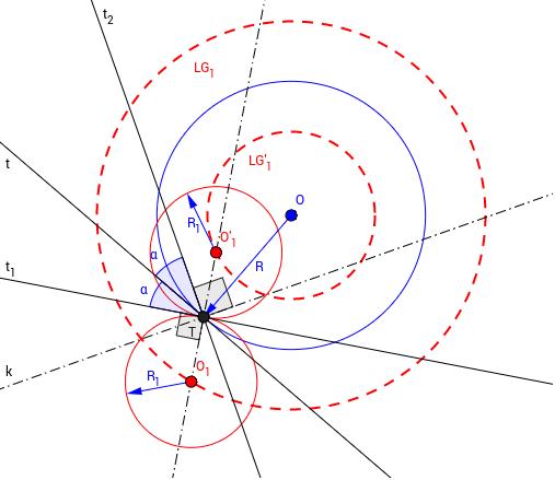 lugar geométrico_condición angular de tangencia cualquiera