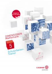 Dimensionen Mathematik 5 - Schularbeitentrainer