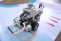 Mänguline matemaatika koos  LEGO EV3 robotiga 4. - 6. klass