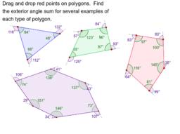 Angles In Polygons Geogebra