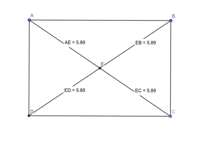 Rectangle-Diagonals