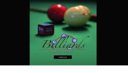 Billiards Billar