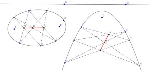 パスカル の 定理