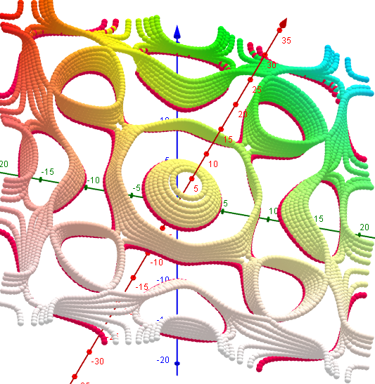 Chladni Figuren- 1 2 4, s=1, L=20  39-46