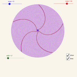 Dot Disc