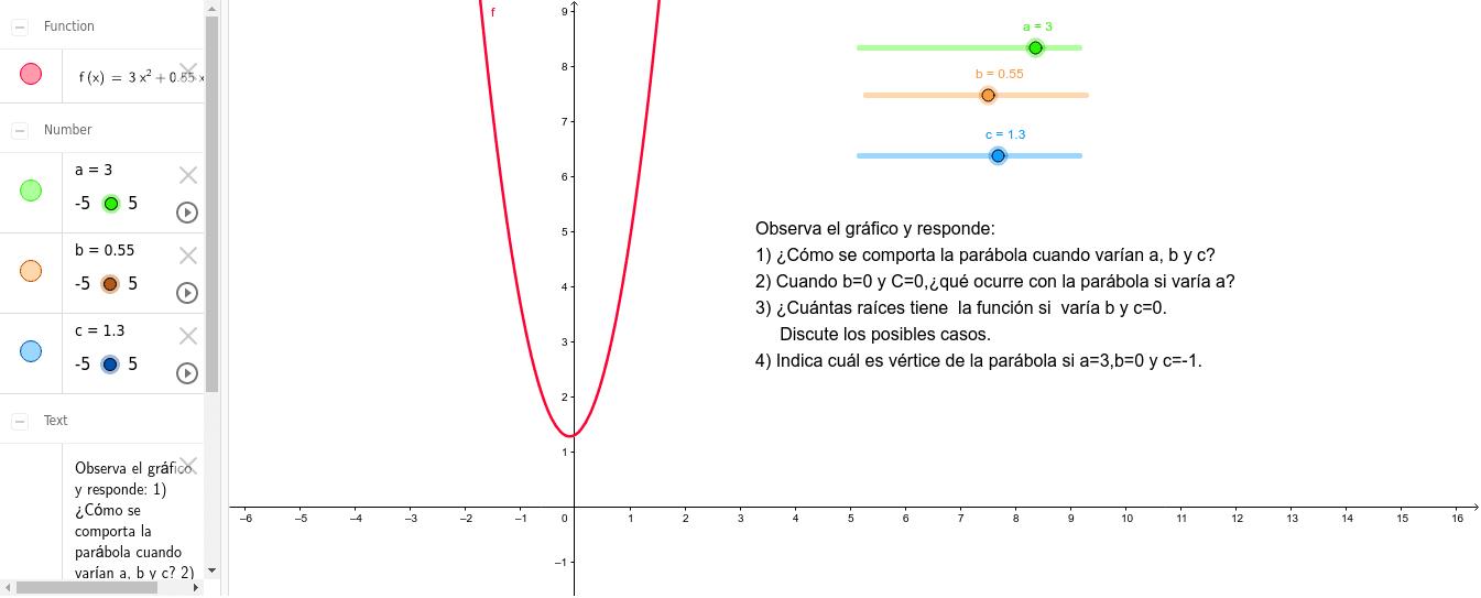 https://www.geogebra.org/material/edit/id/qWNktkR7 Presiona Intro para comenzar la actividad