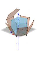 Desarrollo de un prisma regular