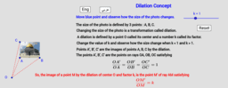 Dilation  التمدد