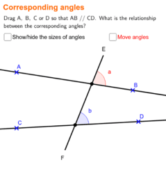 Properties of Angles Related to Parallel Lines
