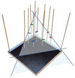 TiMU Vektorgeometrie (Henriks Mathewerkstatt)