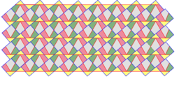 The triangulation of the square or square the triangle