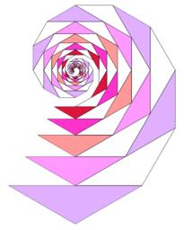 삼각형 소용돌이