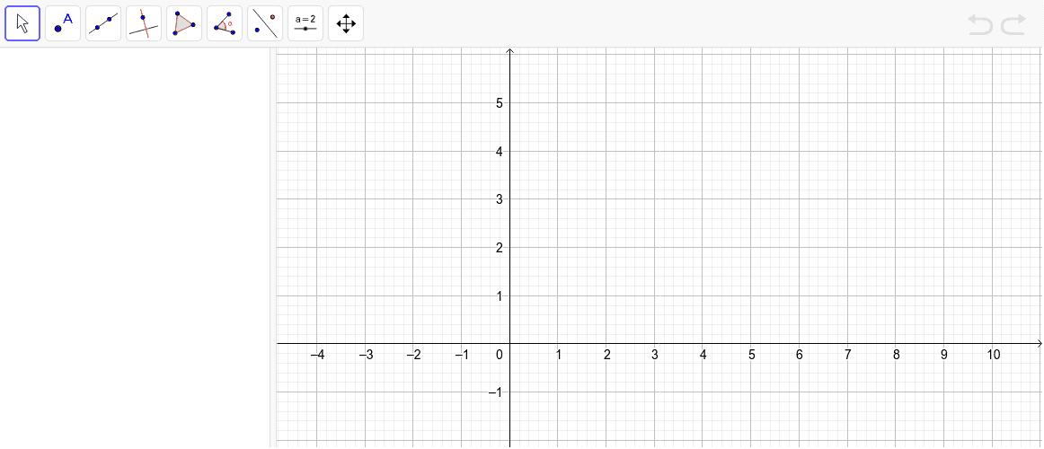 Construye una circunferencia dados tres puntos. Primer paso: Crea tres puntos A, B y C. Segundo paso: Realiza los pasos necesarios para construir una circunferencia que pase por los tres puntos.