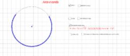 Circonferenza e cerchio-CORDA-ARCO