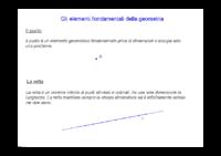 Elementi fondamentali della geometria, semirette, segmenti.pdf