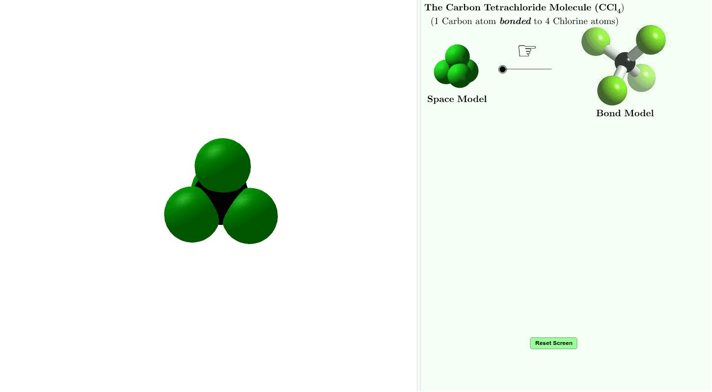 Applet - STEM - Chemistry: Molecule