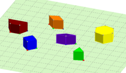 Pattern blocks en 3D (en proves)
