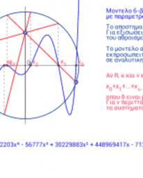 Σχετικά με εξισώσεις βαθμού > 4