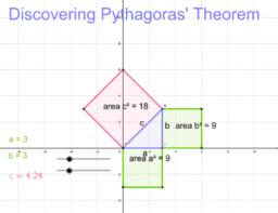 Revise Pythagoras' Theorem with Dan