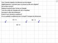 inégalités triangulaires