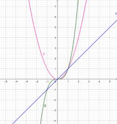 Lineare Funktion und Potenzfunktionen