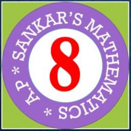 SANKAR'S MATHEMATICS - CLASS VIII