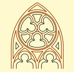 Východní okno č.5