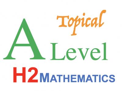 H2 Mathematics A Level
