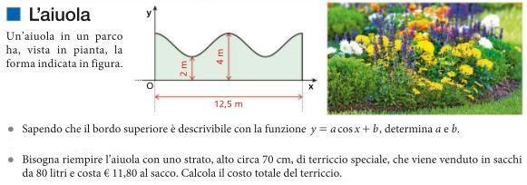 Esercizio tratto da MATEMATICA BLU 2.0  Bergamini, Barozzi, Trifone, Zanichelli