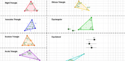 Classifying Triangles Activity (Geogebra)