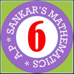 SANKAR'S MATHEMATICS - CLASS VI