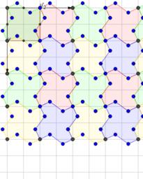 Teselación a partir de un cuadrado