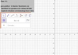 grafica de funciones lineales1
