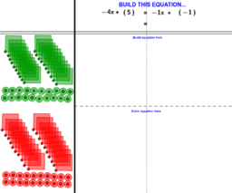 Solving Equations with model